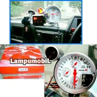 Type R Style Tachometer RPM dan Temperature All Varian Limited