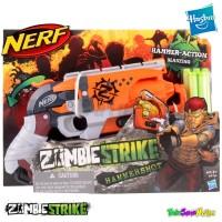 Nerf Zombie Strike Hammershot Blaster Pistol Original Hasbro