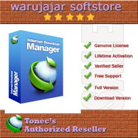 Internet Download Manager idm Lisensi Resmi Serial Key Termurah