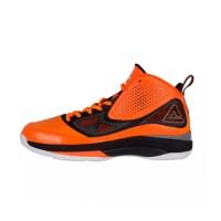 PEAK New Challenger E32211A Sepatu Basket - Orange