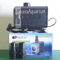 RESUN SP 6000 Pompa Celup Aquarium / Kolam / Hidroponik SP6000