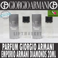 PARFUM GIORGIO ARMANI EMPORIO ARMANI DIAMONDS FOR MEN 20ML ORIGINAL