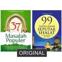 37 Masalah Populer +99 Tanya Jawab Seputar Shalat BUKU UST ABDUL SOMAD