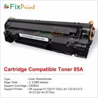 Toner Cartridge Compatible 85a CE285a HP 1102 P1102 HP-1102