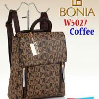 Tas punggung wanita Bag Ransel Bonia W5027