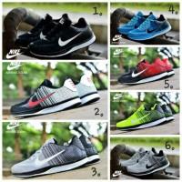 TERLARIS Nike Airmax Flyknit Fitsole Original Vietnam / Sepatu Casual