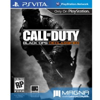 PS Vita Game - Call of Duty Black Ops: Declassified