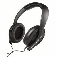 Sennheiser HD 202 II Professional Headphones - Black