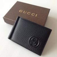 money clip wallet branded gucci