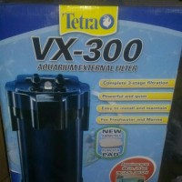 aquarium filter canister Tetra VX 300 external filter
