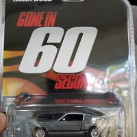 Greenlight '67 Ford Mustang Eleanor - Gone in 60 seconds