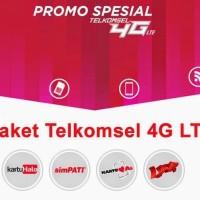 Jual Perdana Internet SIMPATI 30GB SIM CARD KUOTA DATA TELKOMSEL 30 GB 4G Murah