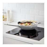 Wajan Penggorengan Wok IKEA STIL 35 Cm Teflon Panci Baja Tahan Karat 541e225d4c