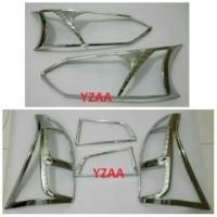 Harga garnish lampu depan belakang grand all new avanza | Pembandingharga.com