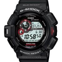 CASIO G-SHOCK G-9300-1 MUDMAN / GSHOCK G9300 ORIGINAL & BERGARANSI