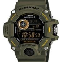 CASIO G-SHOCK GW-9400-3 RANGEMAN / GSHOCK GW9400 ORIGINAL & BERGARANSI