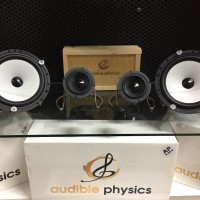 Speaker 3 Way Audible Physics H3S