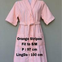Jual Kimono Handuk Dewasa (Size M) Murah
