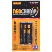 Tamiya Neo Champ Rechargeable Ni-MH Battery 2 pcs *15420