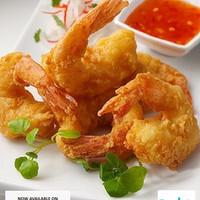 Fried Shrimp 300gr | Udang Goreng Tepung | Frozen Food