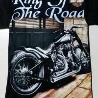 Kaos Motor Harley HD King Of the Road (NHD15)