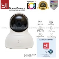 Jual Xiaomi Yi Dome Camera Home Smart IP Camera 360 Panoramic Angel/CCTV Murah