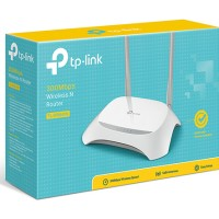 TP-LINK TL-WR 840N 300MBps Wireless Router / router / router wireless