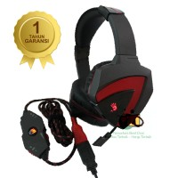 Bloody Gaming Headset G501 7.1 Positioning, Sound Effect, USB, Ori
