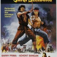 Film Indonesia jadul Si Buta Lawan Jaka Sembung (1983)