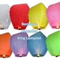 Lampion Terbang/Sky Lantern