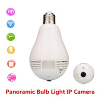 Harga cctv ip camera lampu led panoramic 360 | Hargalu.com