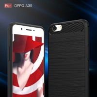 FIBER LINE Oppo A57 A39 Neo 10 spigen like cover case hp casing carbon