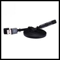TERMURAH! NILLKIN PLUS II CABLE 2 IN 1 LIGHTNING & MICRO USB CHARGING