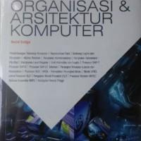 BEST SELLER Buku Organisasi dan Arsitektur Komputer - Maman Abdurohman