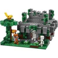 Lego Minecraft My World 18026 The Jungle Temple 404 pcs