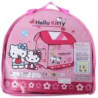 Jual Terlaris Tenda Rumah Hello Kitty ( Tas ) Lucu kado Murah di Semarang  Murah
