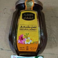 MADU ALSHIFA UKURAN 500 GRAM | NATURAL HONEY SAUDI