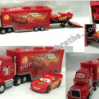 NEW RC Truck Container The Cars Mack Batrai Charge Murah Meriah