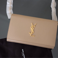 YSL WOC NUDE GRAINED GHW