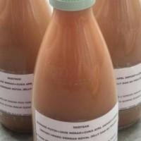Sari Bawang Putih,Jahe Merah,Cuka Apel,Lemon Import,Madu