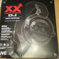 Stereo Headphones HA-MR77X XTREME XPLOSIVES DJ JVC