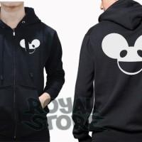 Jaket / Zipper / Hoodie / Sweater Dj Deadmau5 - Hitam