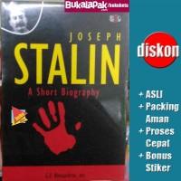 Joseph Stalin, A Short Biography (Biografi Singkat) - G F Alex Disk