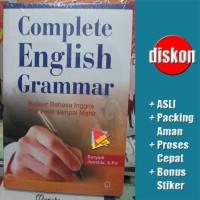 Complete English Grammar (Belajar Bahasa Inggris dari Awal Berkuali