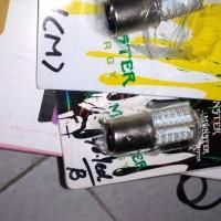 Lampu Rem Motor/mobil 48led