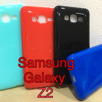 Jelly Glossy Soft Case Samsung Galaxy Z2
