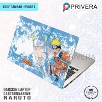 Garskin Laptop/Skin Laptop/Keyboard Protector/PVC021-Naruto