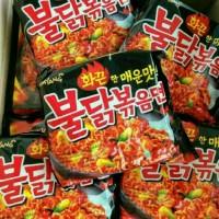 harga mie goreng Korea pedas (samyang spicy) Tokopedia.com