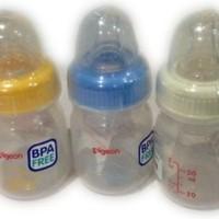Jual Botol Susu Bayi Pigeon 50 ml BPA Free / PP RP Standard Assorted Murah