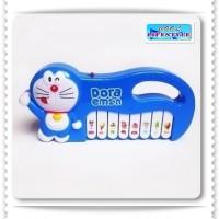 Mainan Anak Piano Doraemon / Permainan Musik Hobi Bermain main